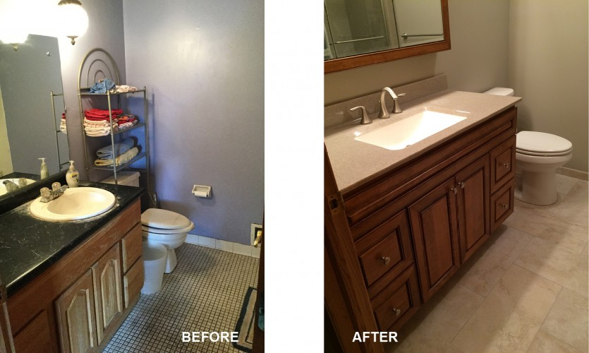 Value Bath Affordable Bathroom Remodeling Project